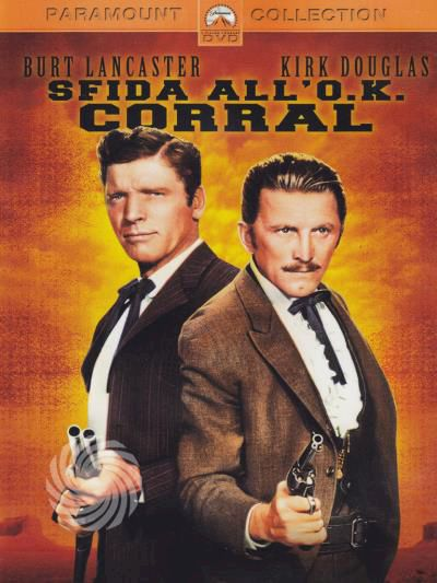Sfida all'O.K. Corral - DVD - thumb - MediaWorld.it