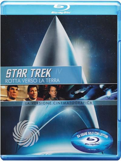 Star Trek IV - Rotta verso la Terra - Blu-Ray - thumb - MediaWorld.it
