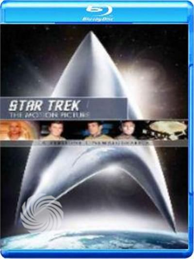 Star Trek 01 - The motion picture - Blu-Ray - thumb - MediaWorld.it