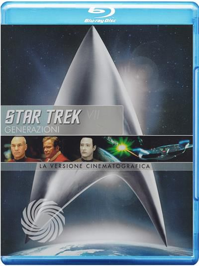 Star Trek 07 - Generazioni - Blu-Ray - thumb - MediaWorld.it