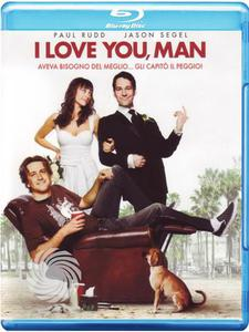 I love you, man - Blu-Ray - thumb - MediaWorld.it