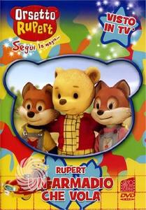 Orsetto Rupert - DVD - thumb - MediaWorld.it