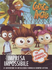 Codice Angelo - Impresa impossibile - DVD - MediaWorld.it