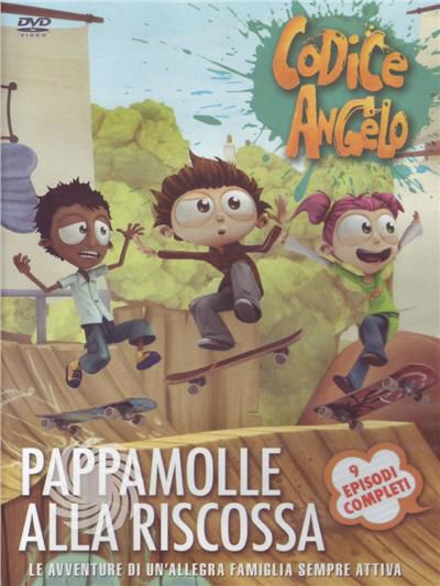 Codice Angelo - Pappamolle alla riscossa - DVD - thumb - MediaWorld.it