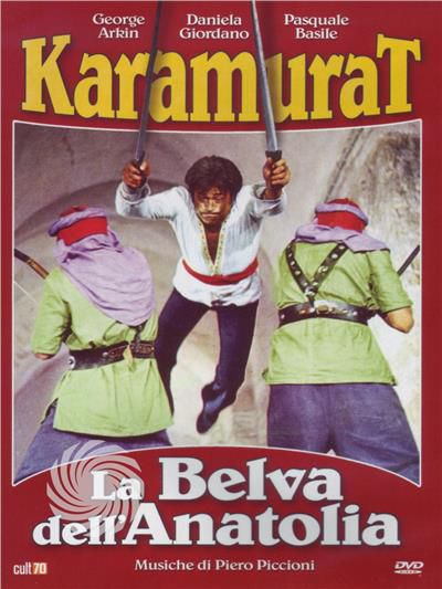 Karamurat - La belva dell'Anatolia - DVD - thumb - MediaWorld.it