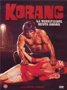 Korang - La terrificante bestia umana - DVD - thumb - MediaWorld.it