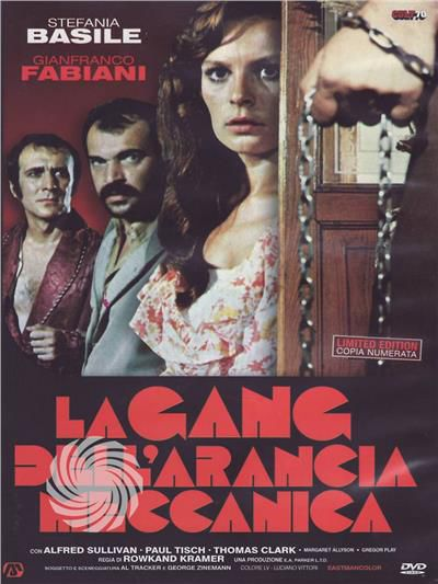 La gang dell'arancia meccanica - DVD - thumb - MediaWorld.it