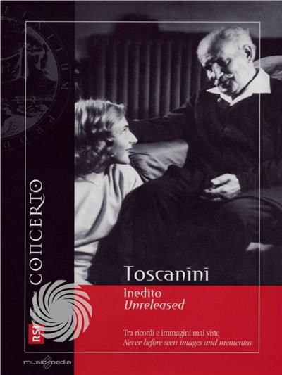 Arturo Toscanini - Inedito - Unreleased - DVD - thumb - MediaWorld.it