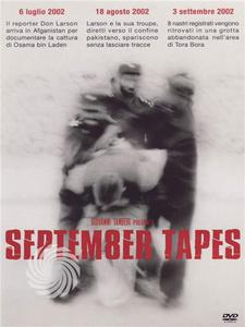 Septem8er tapes - DVD - thumb - MediaWorld.it