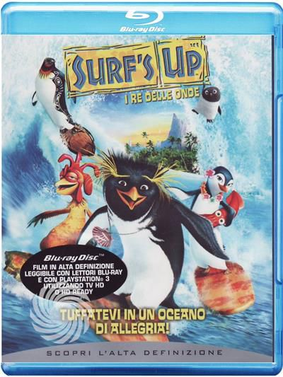 Surf's up - I re delle onde - Blu-Ray - thumb - MediaWorld.it