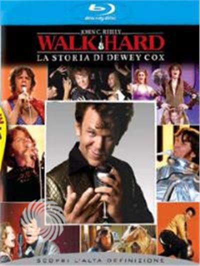 WALK HARD - LA STORIA DI DEWEY COX - Blu-Ray - thumb - MediaWorld.it