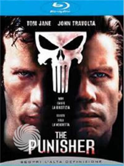 THE PUNISHER - Blu-Ray - thumb - MediaWorld.it