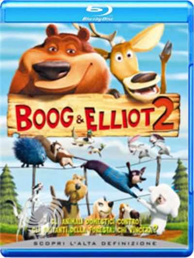 Boog & Elliot 2 - Blu-Ray - thumb - MediaWorld.it