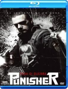 Punisher - Zona di guerra - Blu-Ray - thumb - MediaWorld.it