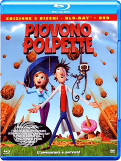 Piovono polpette - Blu-Ray - thumb - MediaWorld.it