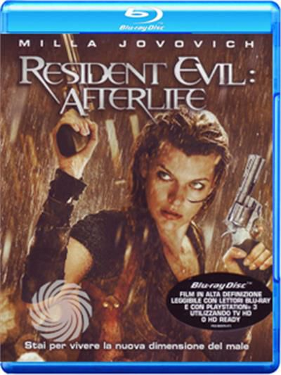 Resident evil - Afterlife - Blu-Ray - thumb - MediaWorld.it