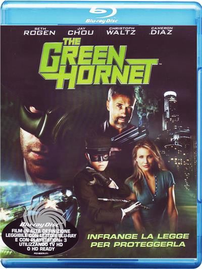 The green Hornet - Blu-Ray - thumb - MediaWorld.it