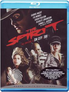 The spirit - Blu-Ray - thumb - MediaWorld.it