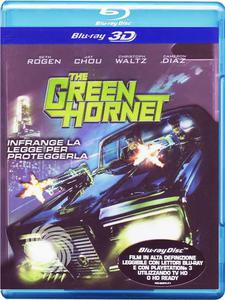 The green Hornet - Blu-Ray  3D - MediaWorld.it