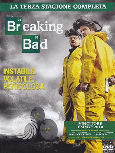 Breaking bad - DVD - Stagione 3 - thumb - MediaWorld.it