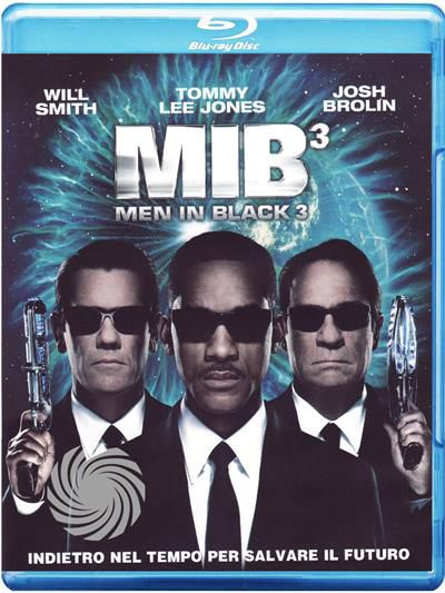 Mib 3 - Men in black 3 - Blu-Ray - thumb - MediaWorld.it