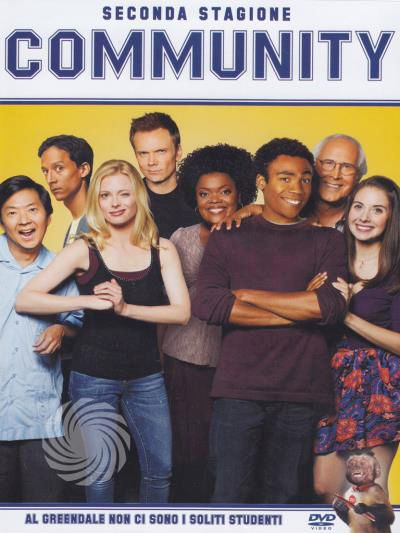 Community - DVD - Stagione 2 - thumb - MediaWorld.it