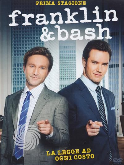 Franklin & Bash - DVD - Stagione 1 - thumb - MediaWorld.it