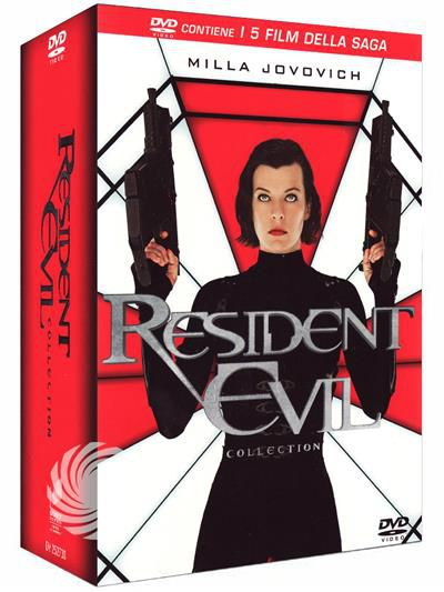 Resident evil collection - DVD - thumb - MediaWorld.it