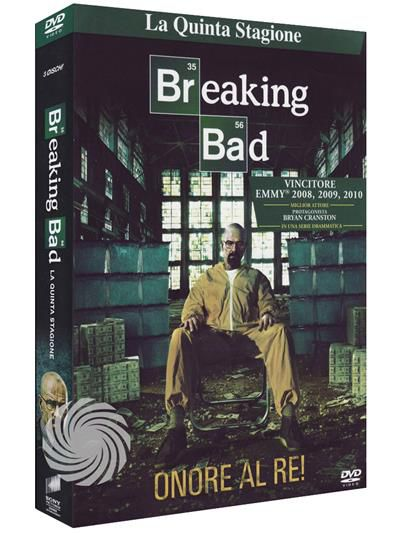 Breaking bad - DVD - Stagione 5 - thumb - MediaWorld.it