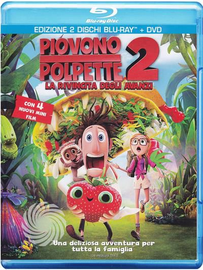 Piovono polpette 2 - Blu-Ray - thumb - MediaWorld.it