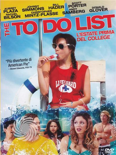 The to do list - L'estate prima del college - DVD - thumb - MediaWorld.it