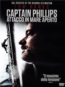 Captain Phillips - Attacco in mare aperto - DVD - MediaWorld.it