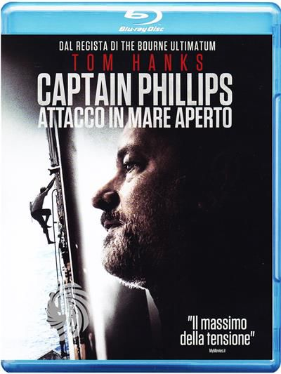 Captain Phillips - Attacco in mare aperto - Blu-Ray - thumb - MediaWorld.it