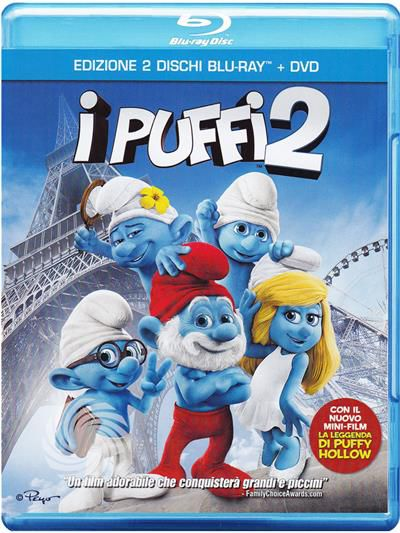 I Puffi 2 - Blu-Ray - thumb - MediaWorld.it