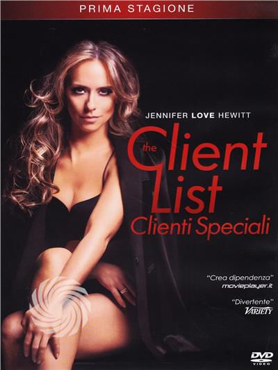 The client list - DVD - Stagione 1 - thumb - MediaWorld.it
