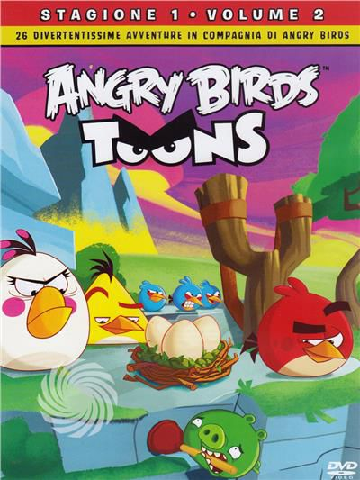 Angry Birds toons - DVD - Stagione 1 - thumb - MediaWorld.it