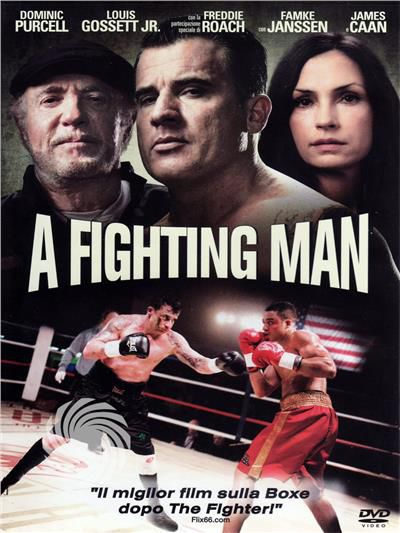 A fighting man - DVD - thumb - MediaWorld.it