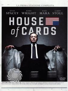 House of cards - DVD - Stagione 1 - thumb - MediaWorld.it