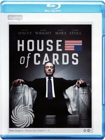 House of cards - Blu-Ray - Stagione 1 - thumb - MediaWorld.it