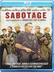 Sabotage - Blu-Ray - thumb - MediaWorld.it