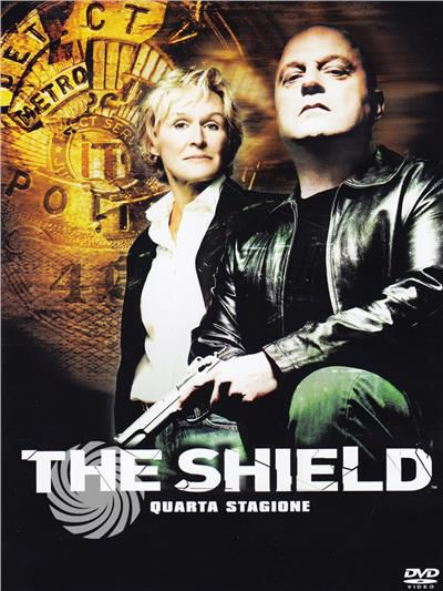 The shield - DVD - Stagione 4 - thumb - MediaWorld.it