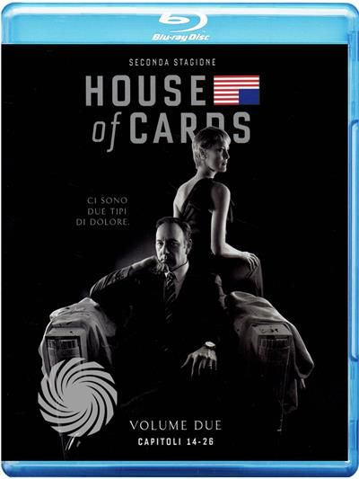 House of cards - Blu-Ray - Stagione 2 - thumb - MediaWorld.it