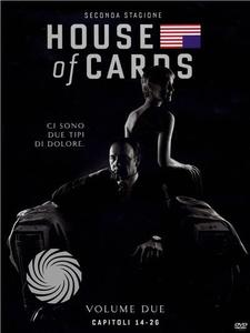 House of cards - DVD - Stagione 2 - thumb - MediaWorld.it