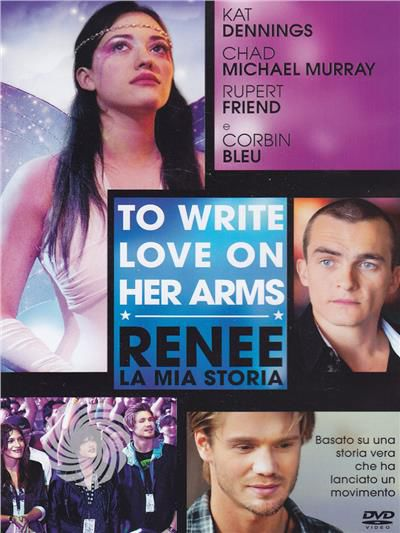 To write love on her arms / Renee - La mia storia - DVD - thumb - MediaWorld.it