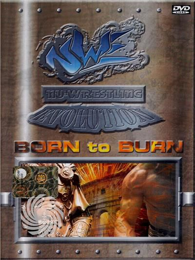 WRESTLING - SPECIAL-NWE BORN TO BURN - DVD - thumb - MediaWorld.it