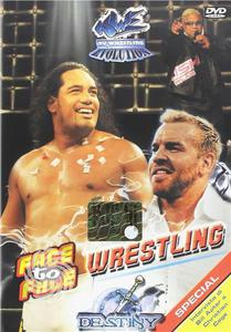 WRESTLING - DESTINY-FACE TO FACE - DVD - thumb - MediaWorld.it