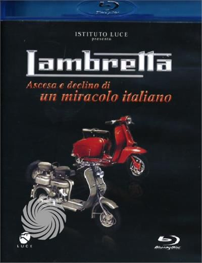 Lambretta - Ascesa e declino di un miracolo italiano - Blu-Ray - thumb - MediaWorld.it