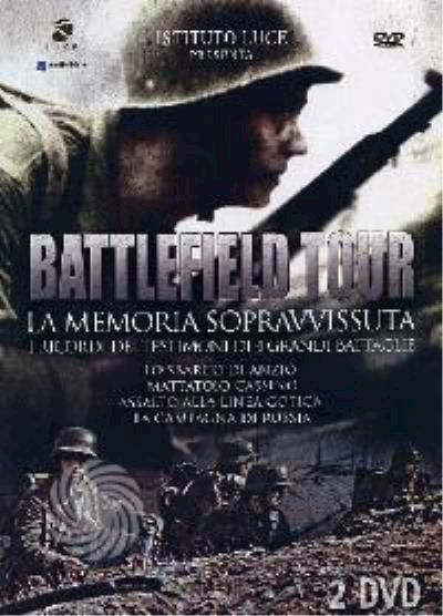 Battlefield tour - La memoria sopravvissuta - DVD - thumb - MediaWorld.it