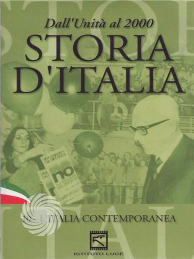 Storia d'Italia - L'Italia contemporanea - DVD - thumb - MediaWorld.it