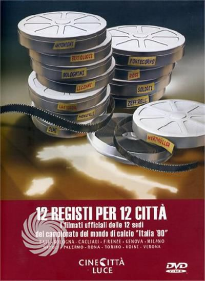 12 registi per 12 città - DVD - thumb - MediaWorld.it